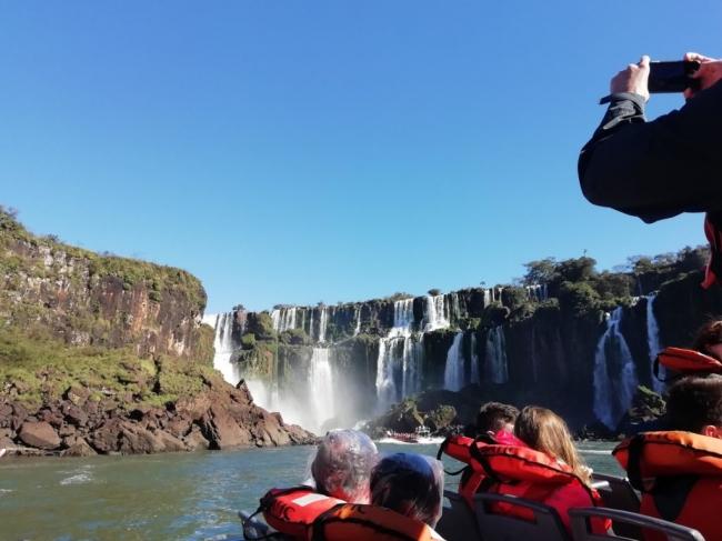 Iguazu Feriado Agosto