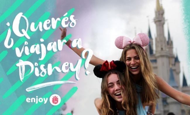 Enjoy 15- Disney